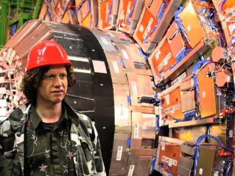 Large Hadron Conversations at CERN - Chris Morris