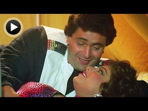 Baadal Pe Chalke Aa Song   Vijay   Anil   Rishi   Hema   Lata Mangeshkar   Suresh Wadkar