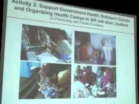 Session: Impact of Urbanization on Public Health in India (Part V Agra Urban Health Programme)