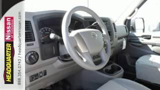 2014 Nissan NV Cargo NV2500 HD Columbus GA, GA #N108387