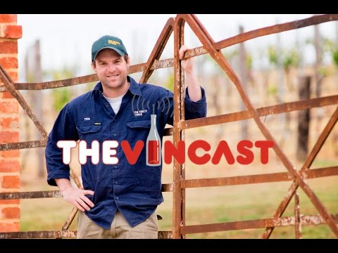 The Vincast Episode 039 - Tom Barry From Jim Barry Wines & Clos Clare