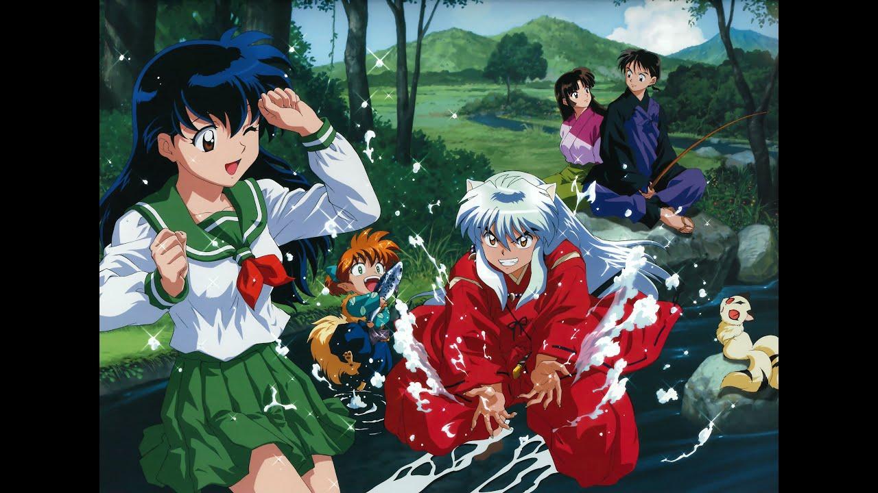 Top 10 Inuyasha Characters