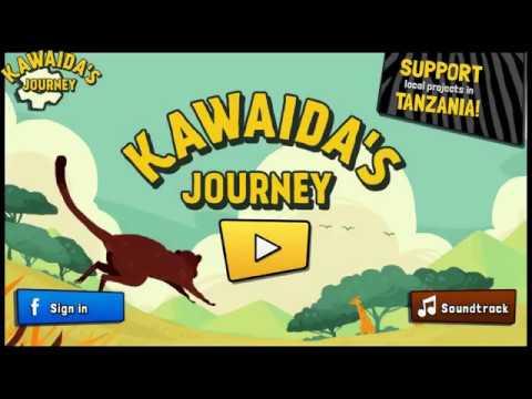 Kawaida's Journey | MAG2018 TRAILER | A Tanzania Game App