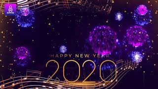 """ 2020 NEW YEAR SPECIAL"" Smooth Jazz Music Instrumental Music Cafe Music Happy New Year"