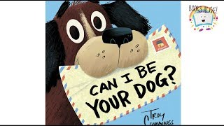 Can I be your Dog - Books Alive!