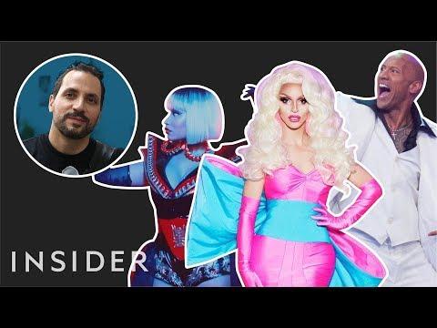 Designer Makes Elaborate Costumes For Drag Queens And Stars Like Nicki Minaj