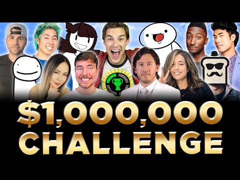 the-game-theory-$1,000,000-challenge-for-st.-jude!-ft.-mrbeast,-markiplier,-dream,-pokimane,-&-more!