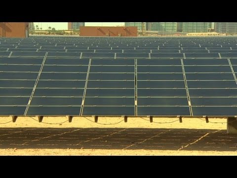Abu Dhabi launches largest working solar plant in the world