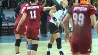Женский гандбол Россия Германия