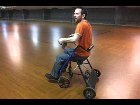 My Electric wheelchair invention