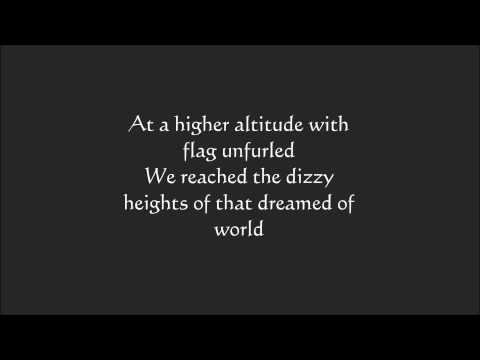 Pink Floyd - High Hopes  Lyrics