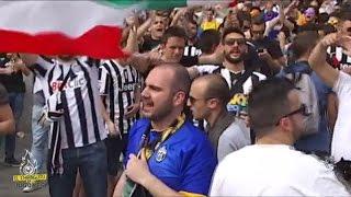 El Chiringuito se cuela en los ultras de la Juventus