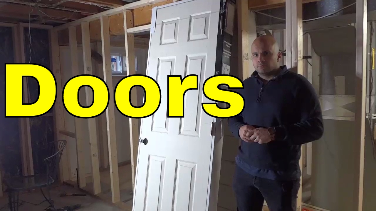 Pre-Hung Doors VS Slab Doors-Differences-Pros And Cons & Pre-Hung Doors VS Slab Doors-Differences-Pros And Cons - YouTube