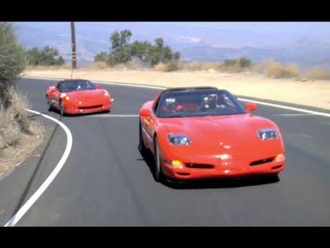 2011 Corvette Grand Sport vs. Matt's Modified C5 Corvette
