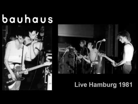 BAUHAUS - Dark entries (Live 1981) - Post punk