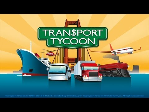 Transport Tycoon - Universal - HD Gameplay Trailer