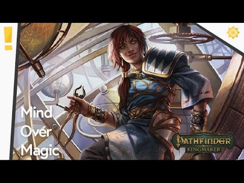 Pathfinder Kingmaker(Modded): All About Arcanists |