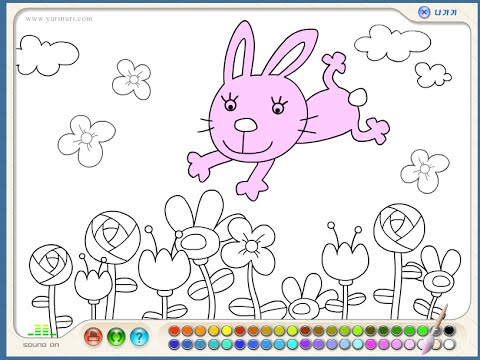 Free Easter Coloring Pages For Kids - Easter Coloring Pages - YouTube