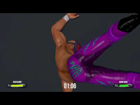nL Live - Pro Wrestling X is certainly a Wrestling Game.