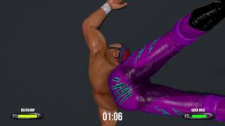 nL Live - Pro Wrestling X is certainly a Wrestling Game. thumbnail