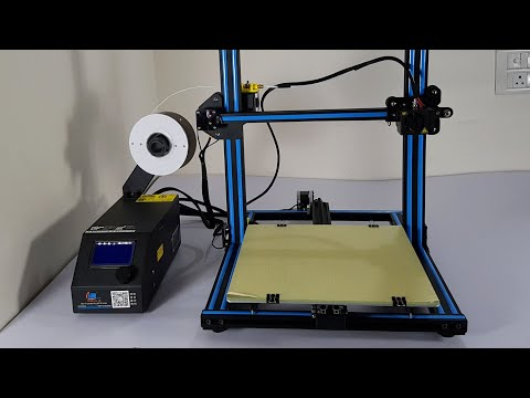 Creality CR-10 3D Printer  Unboxing & Assembly  Goodtech Reviews 1