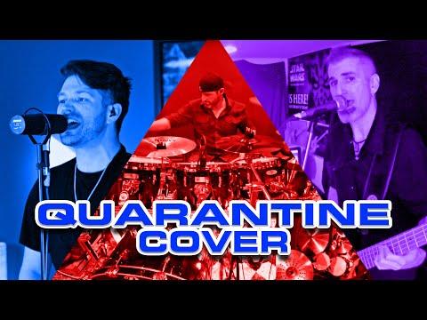 Foo Fighters - The Pretender (QUARANTINE COVER)