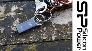Silicon Power F80 32GB USB 2.0 Flash Drive Review