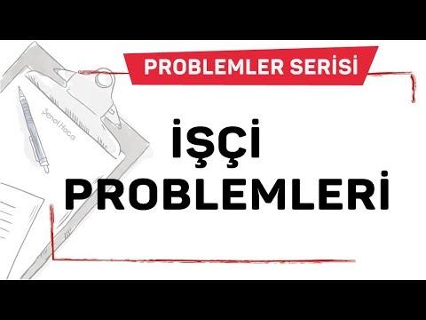 İŞÇİ PROBLEMLERİ / ŞENOL HOCA