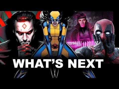 X-Men Apocalypse End Credits - Essex Corp aka Mr Sinister, X-23, Deadpool & Cable