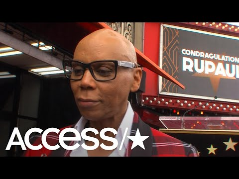 RuPaul Gushes Over 'All Stars 3' Winner Trixie Mattel: 'I'm So Proud Of Her' | Access