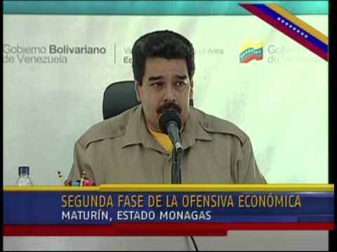 Palabras del Presidente Nicolás Maduro ante asesinato de Eliecer Otaiza