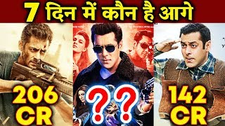 Boxoffice Collection Race 3,Tiger zinda hai,Tubelight,Salman khan last 3 movies Collection,Race 3 Video
