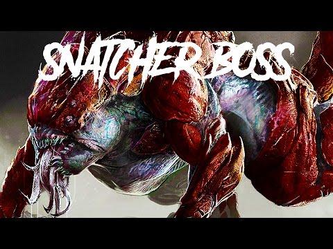 SNATCHER BOSS BATTLE!! Gears of War 4 Gameplay Walkthrough Part 11 - Act 3 (GOW4 Gameplay)