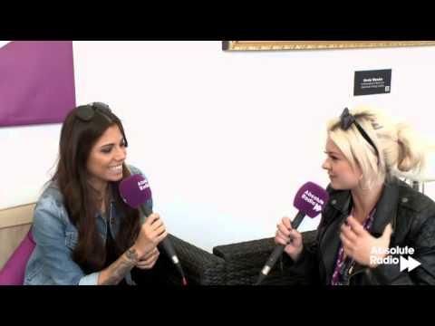 Christina Perri Interview at Hard Rock Calling 2012
