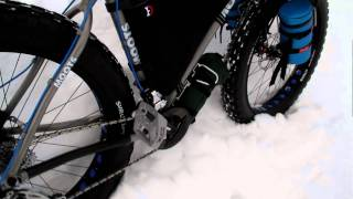 MOOT'S Eric Hindes Snow Bike