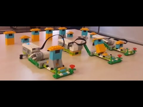 Earthquake Tests with WeDo 2.0 Lego Education Project(for earthquake-resistant legos )
