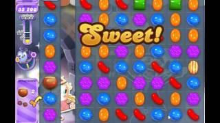 Candy Crush Saga Dreamworld Level 221