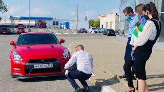 КАК МЕНЯ ПОИМЕЛИ с  NISSAN GT-R - ЧТО ОТВЕТИЛИ в Тойота Центр Белгород. ПАРАД ДУРАКОВ