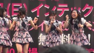 2015/06/20 17時~ AKB48 大阪キャンペーン 2015 フリーライブ 第3部 グ...