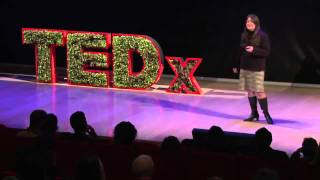 Recirculating farms: building a healthy, sustainable food culture: Marianne Cufone at TEDxManhattan