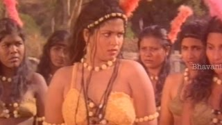 Tarzan Sundari Full Movie Part 7 || Silk Smita, Jamuna || Telugu Movies Online