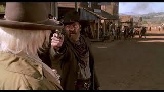 Дуэль между Бешеным Псом и Марти ... отрывок из фильма (Назад в будущее 3/Back to the Future 3)1990