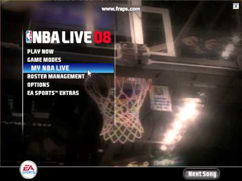 Where Can I Find Nba Codes On Nba Live 2008 For Pc