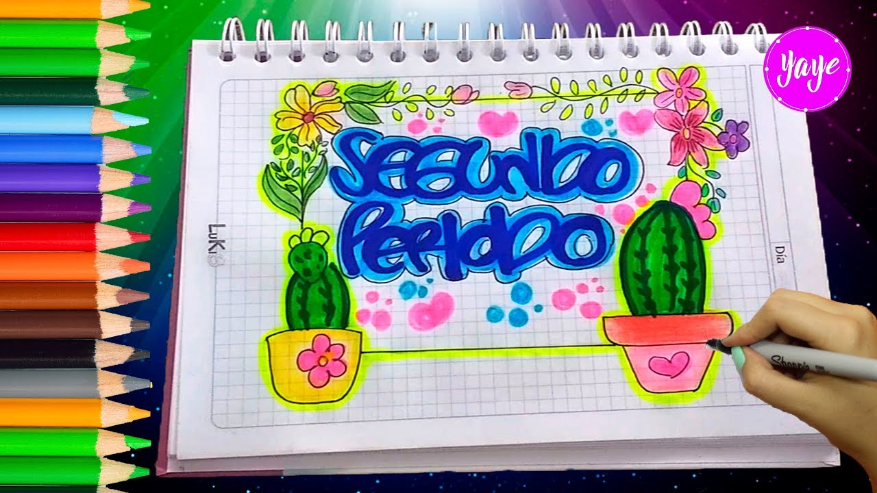 Ideas Para Decorar Mi Cuaderno