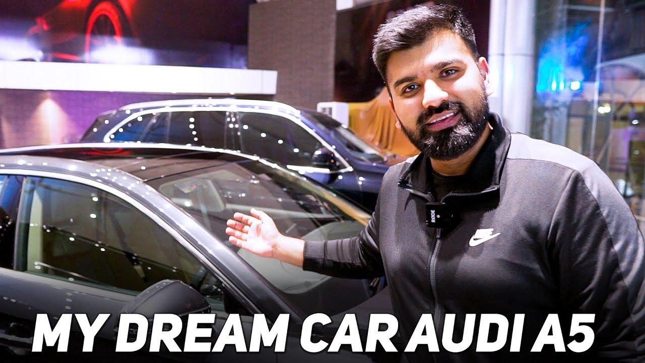 My Dream Car AUDI A5