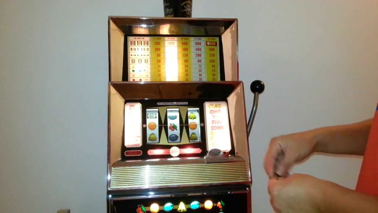 Bally 809 slot machines casino pay to play