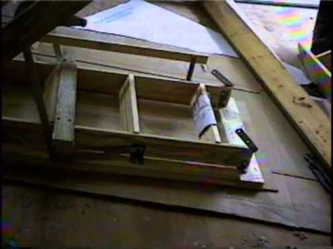 Attic Stairs How Video Is Incomplete Watch Attic Stair