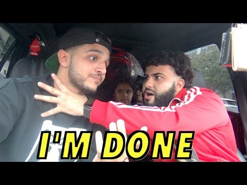 Telling my Boss I Quit my Job | Yousif Saleh