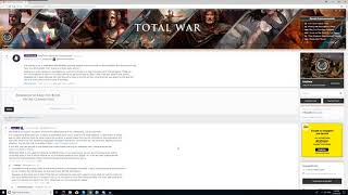 My thoughts on Total War Redshell debacle