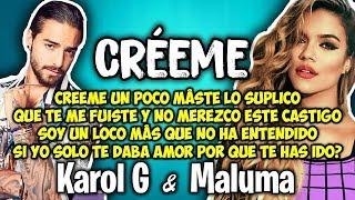 Play Créeme (feat. Maluma)